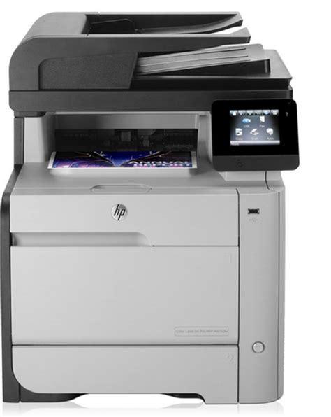 hp laserjet pro m476 la primera impresora para android hoyentec