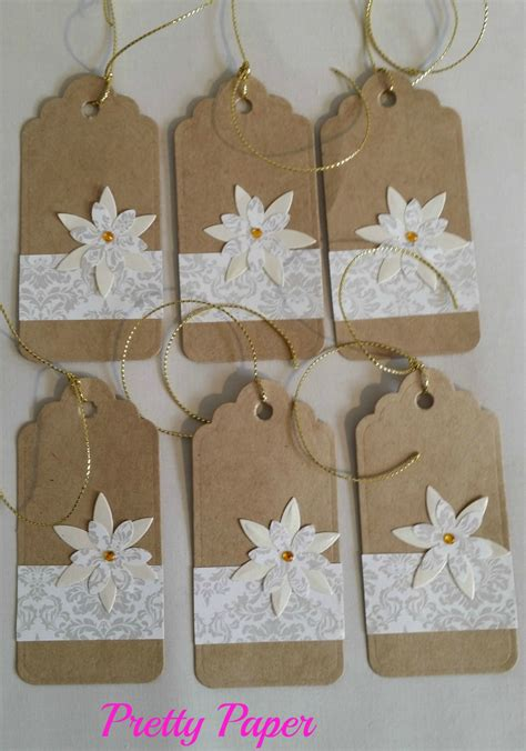 Craft Felt Paper - craft paper tags set of 6 felt
