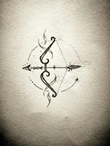 bow and arrow tattoo meaning bow arrow ideas bow arrow