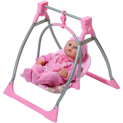 highchair swing baby annabell 3 in 1 highchair swing and comfort seat