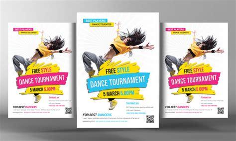street dance flyer template flyer templates on creative