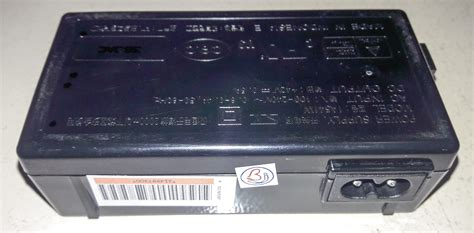 Adaptor Epson L220 Jual Adaptor Power Supply Epson L110 L120 L210 L220 L310 L350 L360 L565 Bj Print