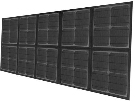 10 Panel Mat - power 73l complete foldable solar mat fridge kit