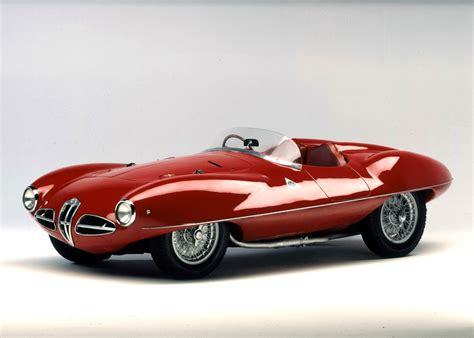alfa romeo disco volante 1952 alfa romeo disco volante spider supercars net