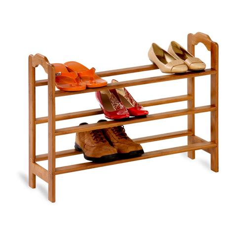 shoe rack with storage shoe rack closet storage kmart