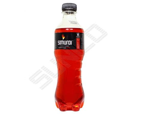 energy drink for wholesales samurai energy drink strawberry 390ml bottle