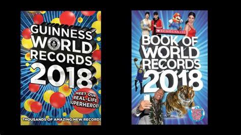 scholastic year in sports 2018 books guinness st 228 mmer scholastic f 246 r rekordlikt omslag boktugg se