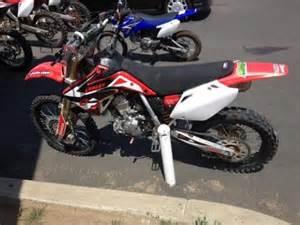 150 Honda Dirt Bike Buy 2007 Honda Crf150 150 Dirt Bike On 2040motos