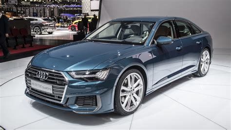 New Model Audi A6 by The New Audi A6 And E Tron Prototype Finally Revealed In