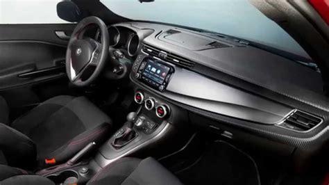 Alfa Romeo Giulietta Interior Pictures by Alfa Romeo Giulietta 2015 Interior