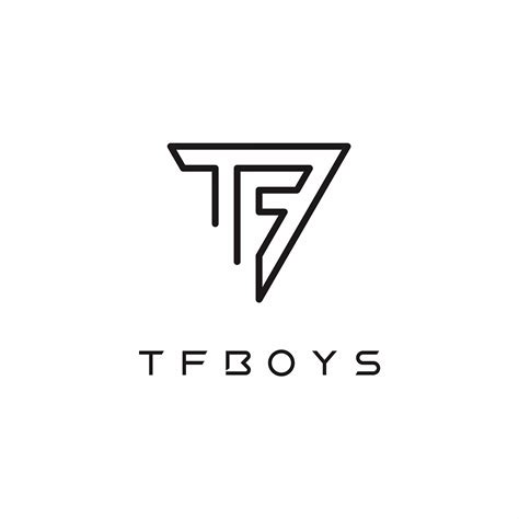 a design tfboys logo design