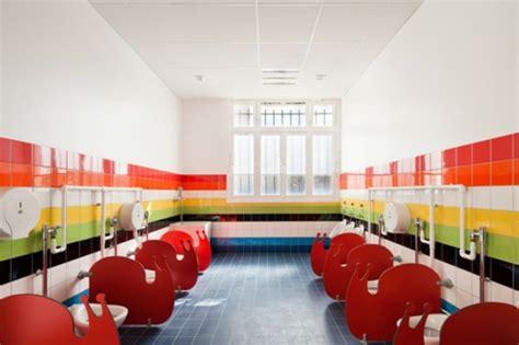 100 moderne ideen f 252 r kindergarten interieur archzine net - Kinder Badezimmer Farbe Farben