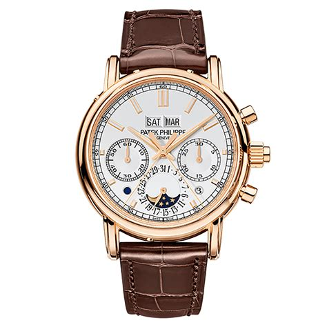 Cartier Tanggal 001 Rosegold patek philippe grand complications 5204r 001 gold world s best