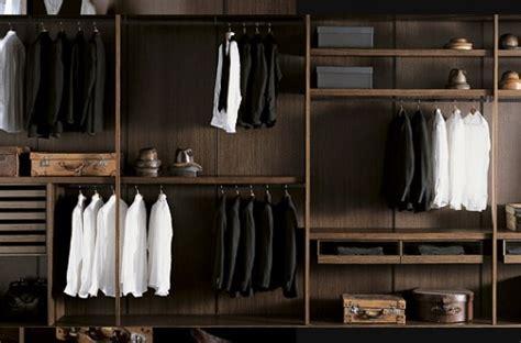 closets de diseno italiano  los hombres de la casa
