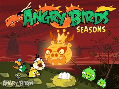 angry birds seasons new year theme year of the angry birds wiki fandom powered by