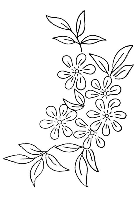 easy floral designs free embroidery designs best free machine embroidery