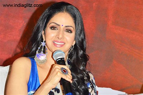 sridevi news sridevi is shocked and saddened by rajamouli s comments