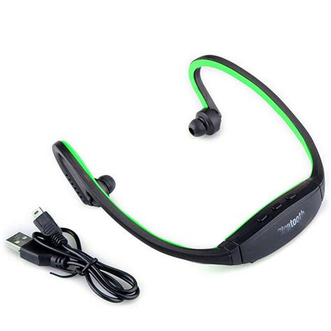 Earphone Wireless Iphone new stereo wireless bluetooth headset headphones sports for iphone ipod huawei ebay