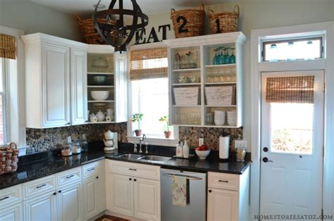 open kitchen cabinets no doors how to update your kitchen on a budget home stories a to z