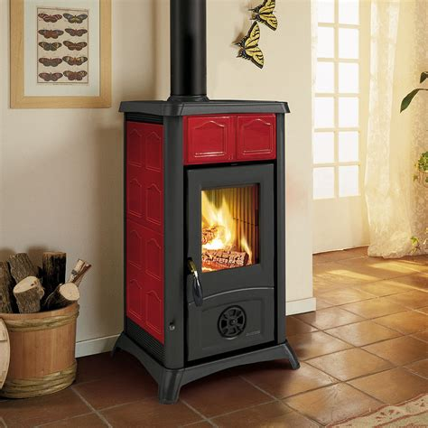 Nordic Fireplace by La Nordica Stoves