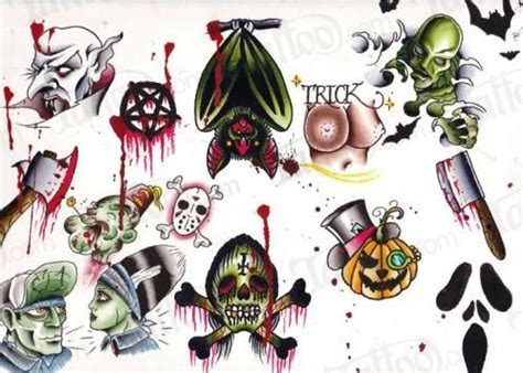 small scary tattoos the world s catalog of ideas