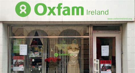 Oxfam Ireland Fair Trade Shop by Oxfam Cook Charity Shop Ireland
