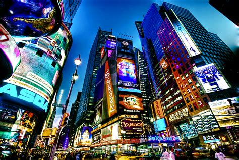 File:Times Square, New York City (HDR)