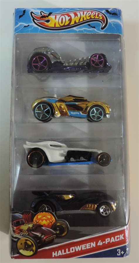 Hotwheels Growler Wheels Diecast wheels 4 pack of cars skull crusher howlin
