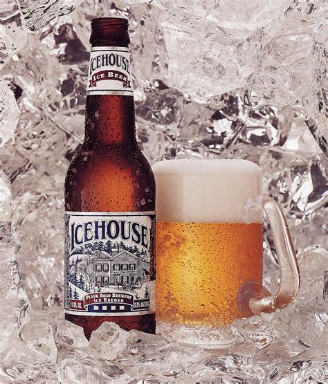 ice house beer how icehouse got to your house