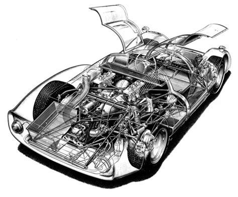 porsche 906 engine porsche 904 8 bergspyder primotipo