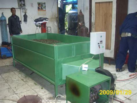 Mesin Kopi Sederhana mesin pengering elsafta