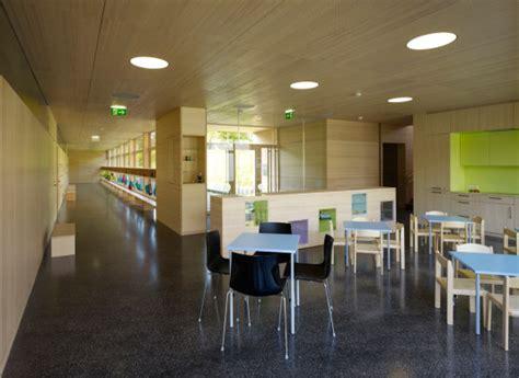 foyer kita kindergarten in r 246 this a gesund bauen bildung