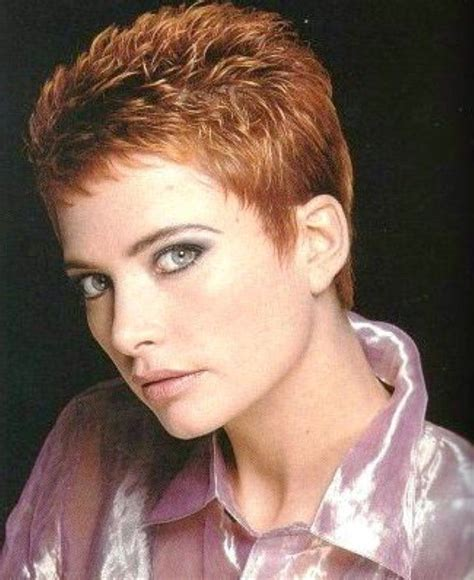 spiky hairstyles sizes spiked hairstyles for women over 50 14 photos of the