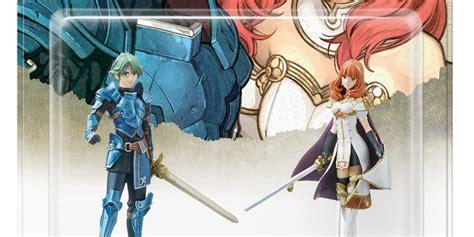 Amiibo Alm Emblem Echoes Shadows Of Valentia Emblem Echoes Shadows Of Valentia Limited Edition Announced
