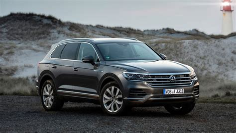 volkswagen touareg 2020 volkswagen touareg v8 tdi confirmed for 2019 could come