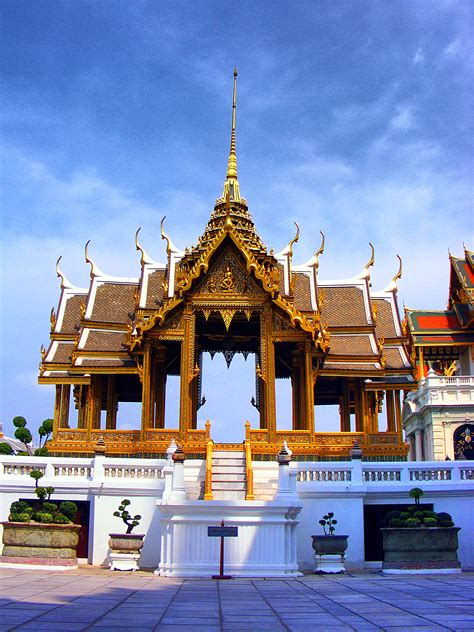 thai palace grand palace bangkok thailand youtube