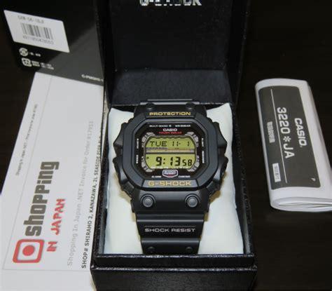 Gshock Gxw 56 1bjf Jdm Version casio g shock gxw 56 1bjf gx series multiband 6 shopping