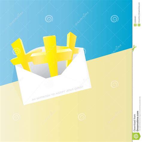 Invitation Letter Background Invitation Letter Accept Jesus Background Stock Image Image 22099461