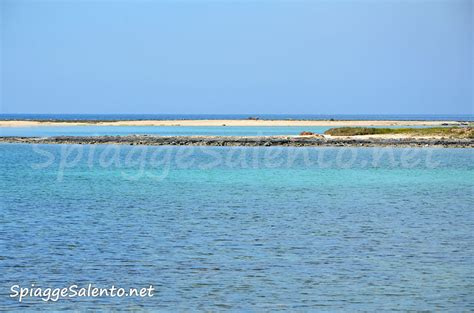hotel sulla spiaggia porto cesareo la spiaggia di porto cesareo nel salento spiaggesalento net