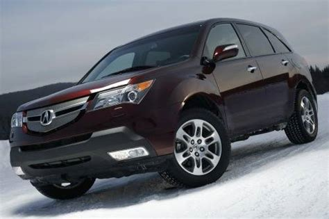 2008 acura suv used 2008 acura mdx pricing features edmunds