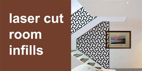 acrchitectural laser cut metal panels