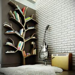 Display Bookcase 10 Best Tree Like Bookshelves
