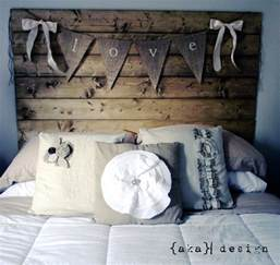 Diy Rustic Headboard Ideas by Aka Design Reclaimed Headboard And More Diy Show
