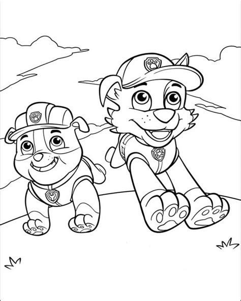 paw patrol free coloring pages paw patrol coloring pages best coloring pages for