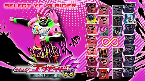anoboy kamen rider ex aid kamen rider ex aid wallpaper by unknownchaser on deviantart