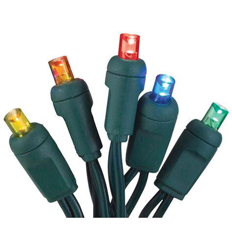 multi color led lights multi color led string light reel