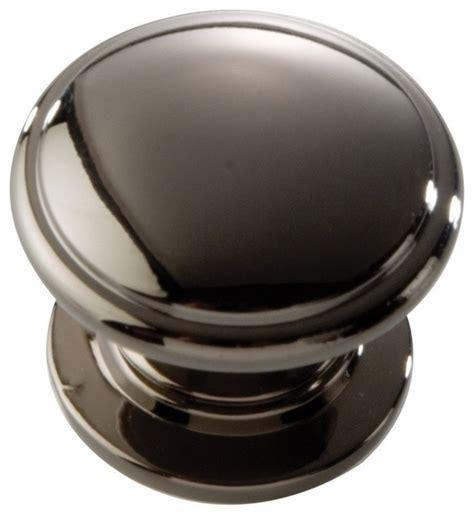 Black Nickel Cabinet Knobs by Williamsburg Knob Set Of 10 Black Nickel