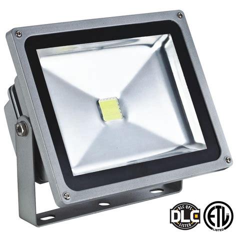 20 watt led outdoor flood light axis led lighting 50 watt 200 watt equivalent gray 5000k
