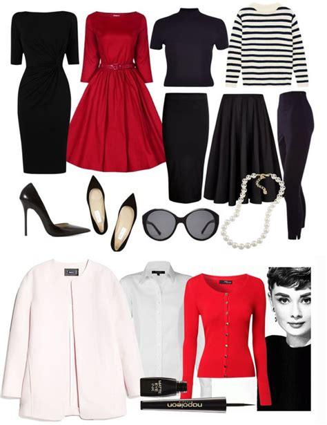 Wardrobe Dress by Create An Hepburn Style Capsule Wardrobe Gt Shoeperwoman