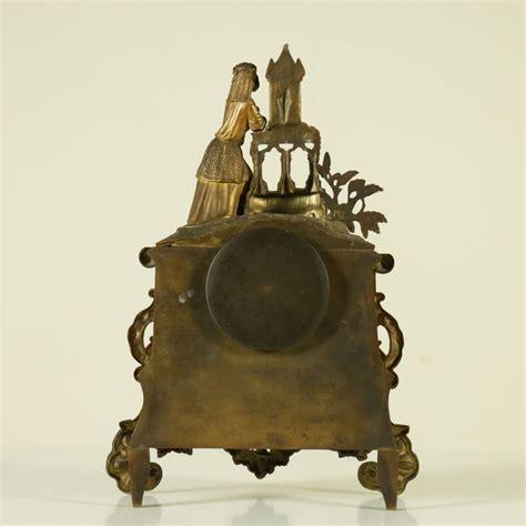 orologio a pendolo da tavolo orologio a pendolo da tavolo oggettistica antiquariato